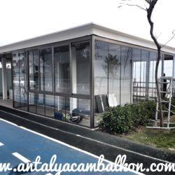 Cam Balkon Antalya