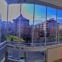 antalya katlanır cam balkon